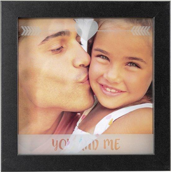 Bolcom Fotolijst You Me Photo Frame 15 X 15 Cm