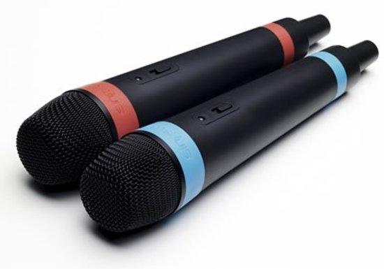 Sony PlayStation 2x Singstar Draadloze Microfoons