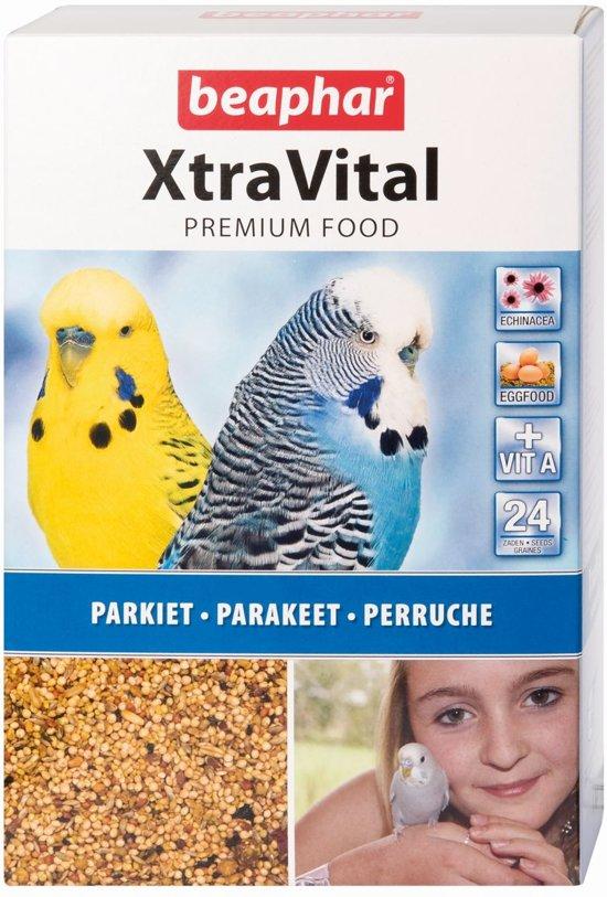 Beaphar Xtravital Parkiet Vogelvoer - 1 kg