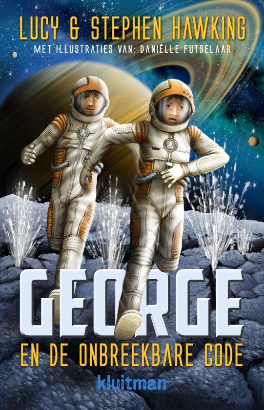George en de onbreekbare code, van Lucy & Stephen Hawking, uitgebracht door Kluitman