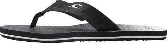 O'Neill Slippers Imprint Santa Cruz - Zwart Met Wit - 41