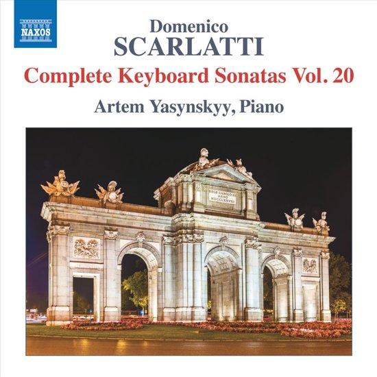 Complete Keyboard Sonatas, Vol. 20