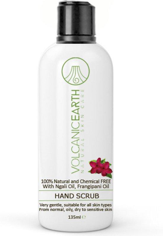 VolcanicEarth Hand Scrub met Frangipani