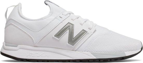 247 Balance Sneakers New Balance New 247 Wit fnI86Xtw