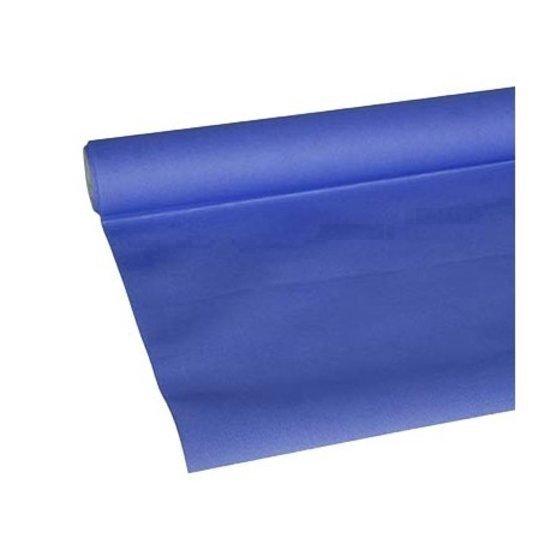 Cosy&Trendy Tafelkleed op Rol - Donker blauw - Papier - 1.18 x 20 m Valentinaa