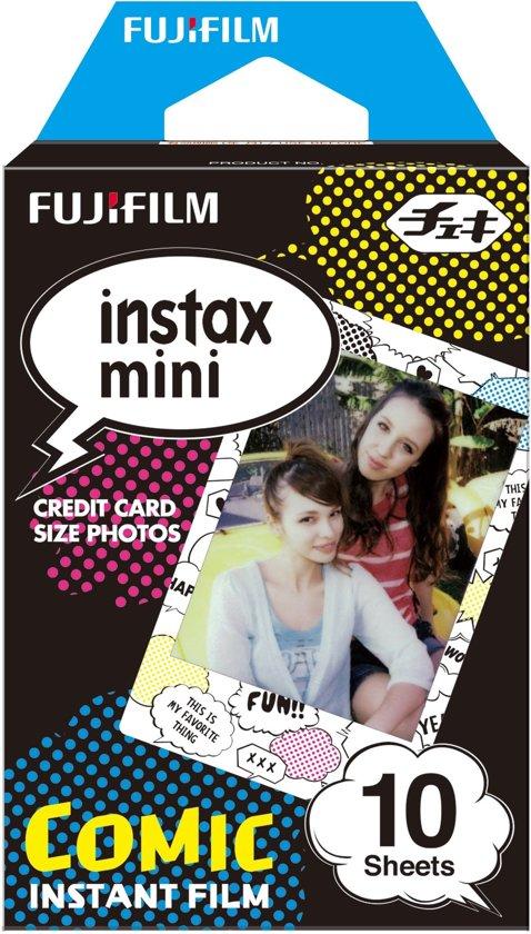 Fujifilm Instax Mini Film - Comic - 10 stuks