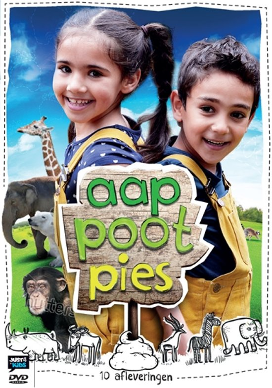 bol | aap poot pies (dvd), teun kuilboer | dvd's