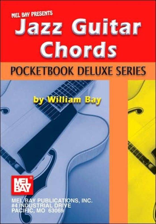 Bol Jazz Guitar Chords William Bay 9780786674398 Boeken
