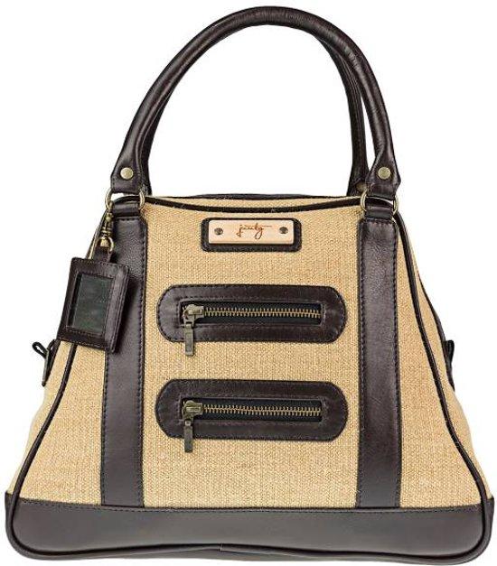 Juuty Harper Handbag Bruin