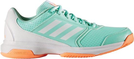 adidas Adizero Attack Tennisschoenen Maat 40 Vrouwen groenwit