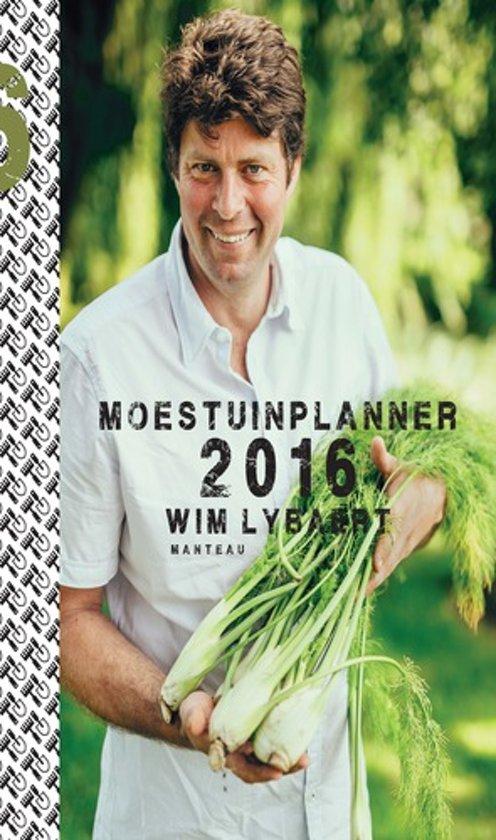 Moestuinplanner 2016