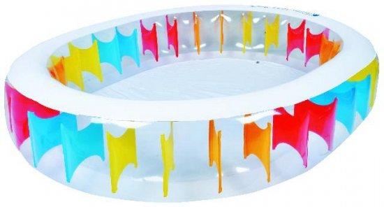 Zwembad regenboog 250 cm