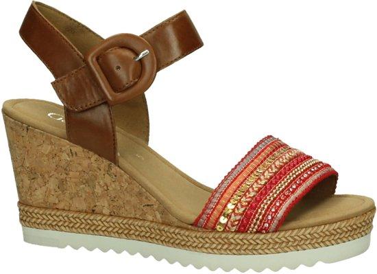 | Gabor 65792 High heels sandalen Dames Maat