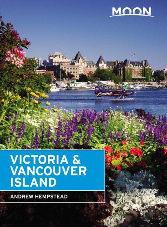Moon Victoria & Vancouver Island