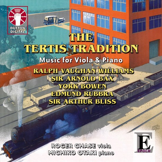 The Tertis Tradition - Viola Music