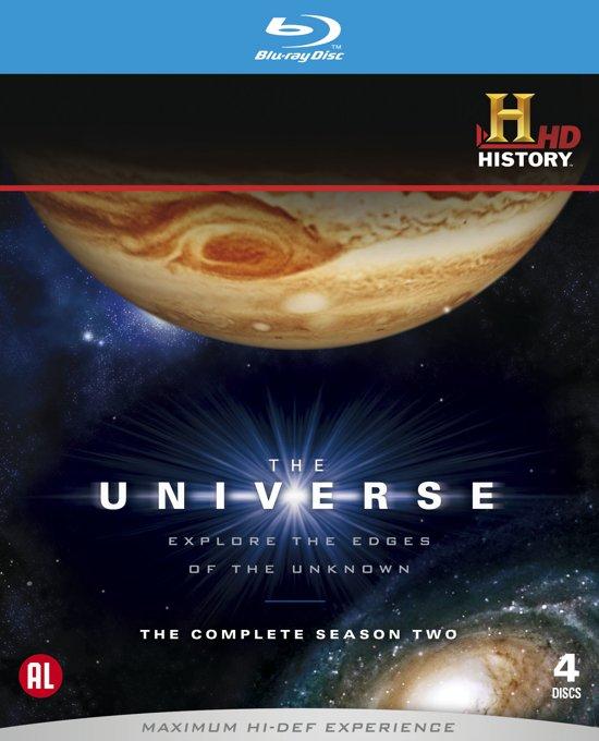 Cover van de film 'The Universe'