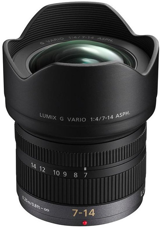 Panasonic Lumix G 7-14mm f/4