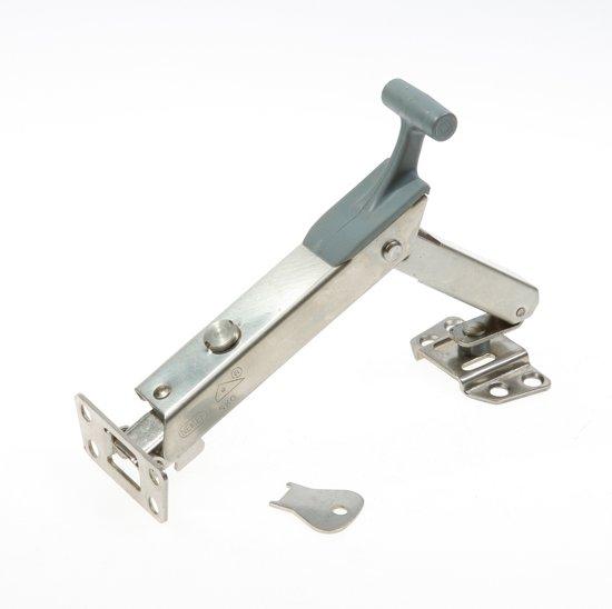Nemef combi-uitzetter 2041/17 - RVS - Afsluitbaar - SKG** - Met 1 sleutel