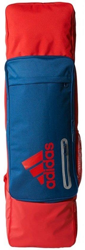 7f129c4380b bol.com | Adidas kit bag - Sticktas - rood combi