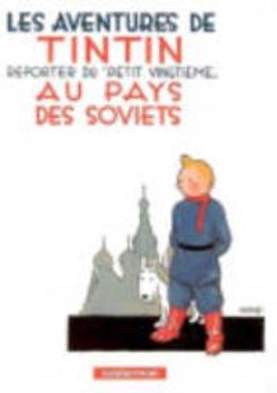 Tintin au pays des Sovjets