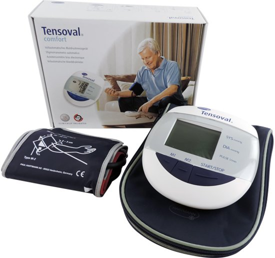 Bloeddrukmeter Tensoval Comfort, per stuk