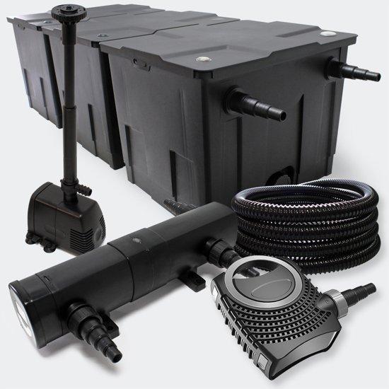 Bolcom Bdf90000 Complete Set Bio Vijverfilter 3 Kamer Tot