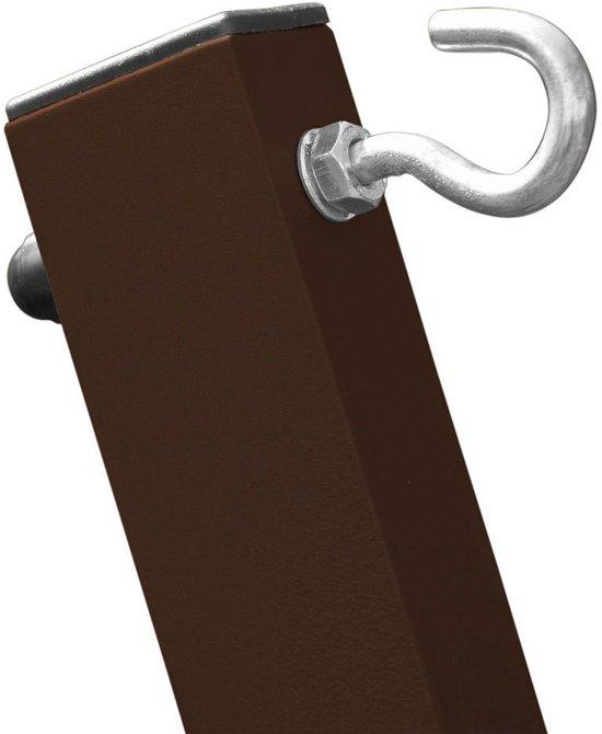 Potenza Grande- Tweepersoons hangmatstandaard / 2 persoons hangmat standaard