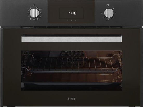 ETNA OM945ZT - Inbouwoven - zwart