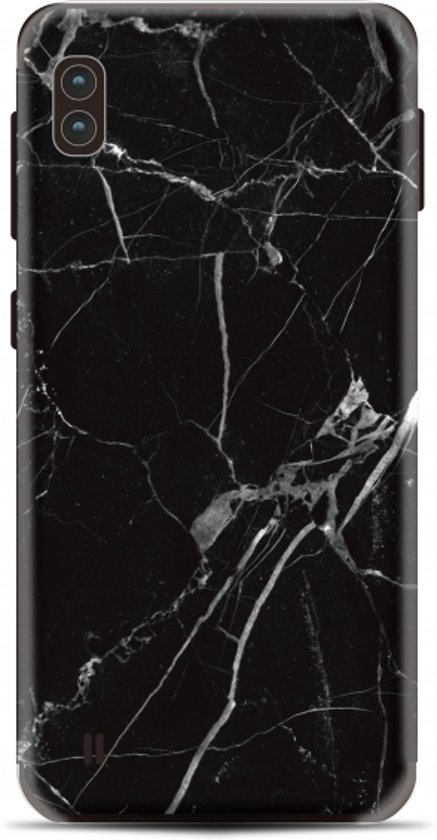 My Style PhoneSkin For Samsung Galaxy A10 Black Marble