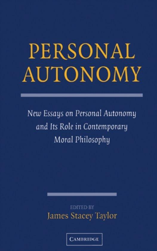 autonomy essays