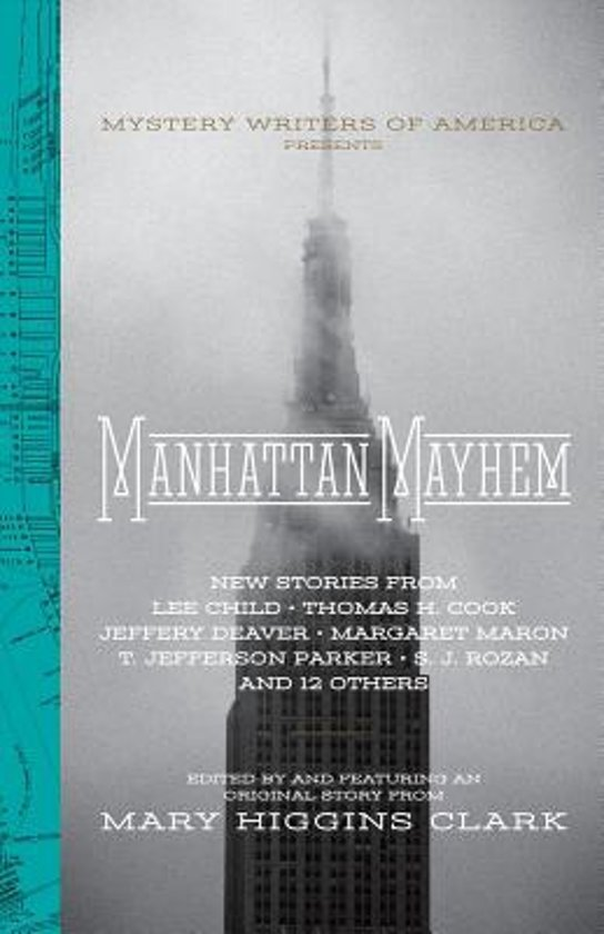 Boek cover Manhattan Mayhem van Lee Child (Hardcover)
