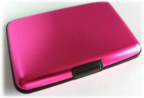 f6ca462afe5 bol.com | creditcard houder, aluma wallet ROSE, AS SEEN ON TV, mapje ...