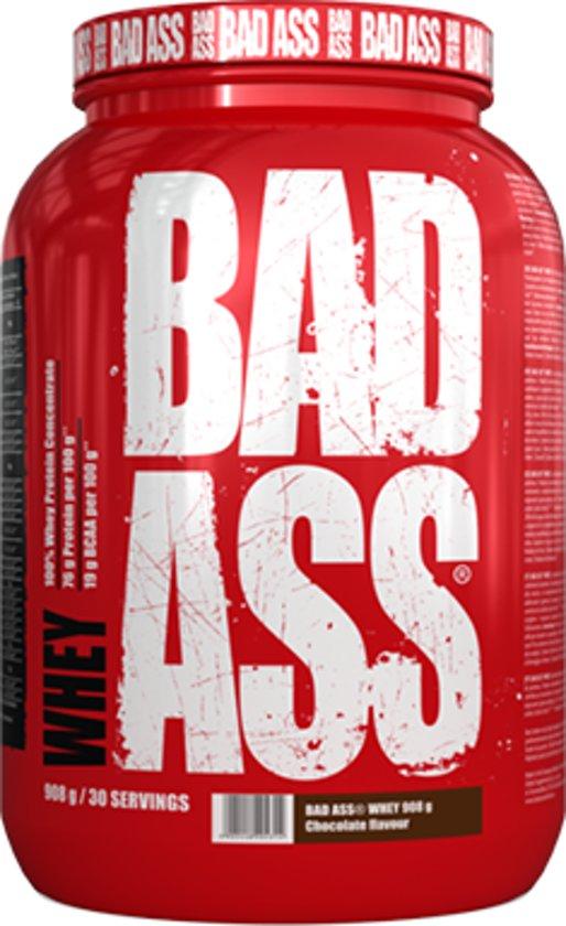 Bad Ass Whey 908 grams Chocolate