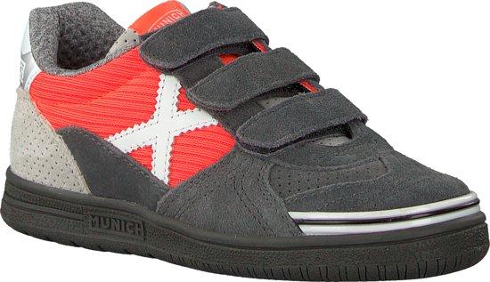 d9d5ee51cb1 Munich Jongens Sneakers G-3 Vco - Grijs - Maat 36 | Marathonreizen.NU