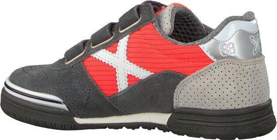 740277e2cfd Munich Jongens Sneakers G-3 Vco - Grijs - Maat 36 | Globos' Giftfinder