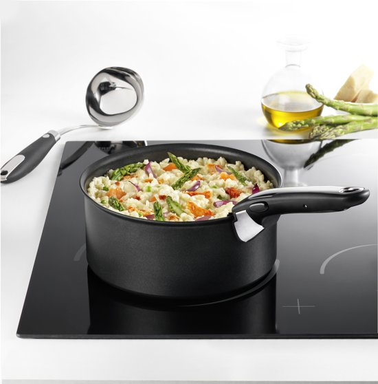 Tefal Ingenio Expertise Steelpannenset 3-delig + handgreep