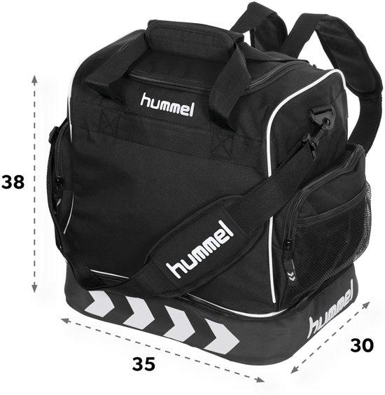 70dc2cf7186 bol.com | hummel Pro Backpack Supreme Rugzak Unisex - Black