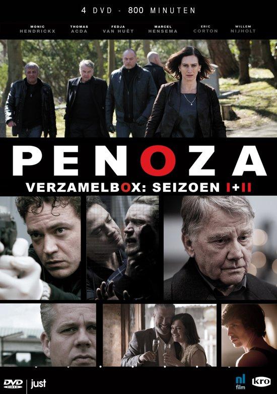 bol | penoza - seizoen 1 & 2 (dvd), monique hendrickx | dvd's