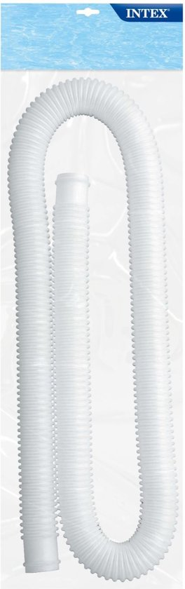 Intex Filterslang 32 mm 1.5 meter uiteinden glad