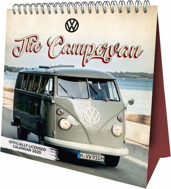 Volkswagen Campers Easel Kalender 2020