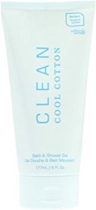 Foto van Clean Cool Cotton Bath & Shower Gel 177 ml