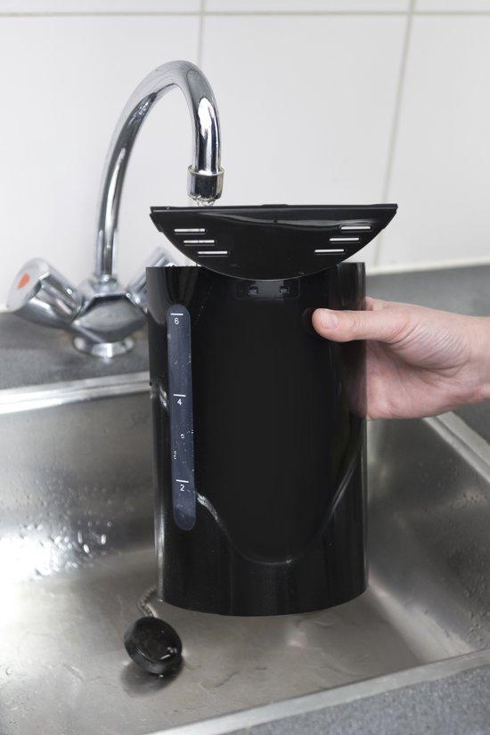 Bestron Koffiezetapparaat met molen 820 W roestvrij staal ACM1100G