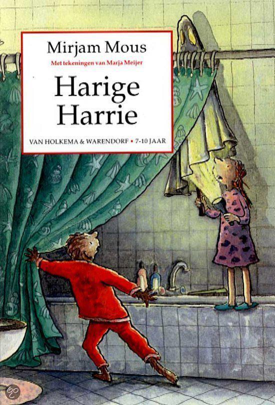 Harige Harrie - Mirjam Mous pdf epub