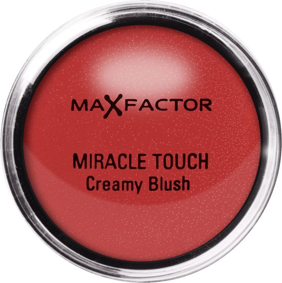 Max Factor Miracle Touch blush Rood 07 Gel
