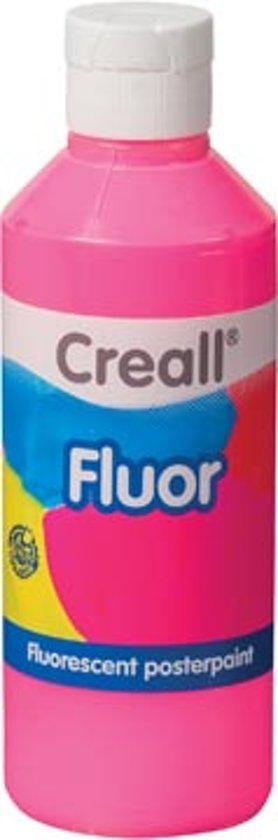 Uitzonderlijk bol.com | Creall fluor verf 250ml roze, Creall | Speelgoed QI68