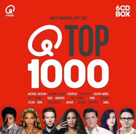 Qmusic: Het Beste Uit De Top 1000 - 2016