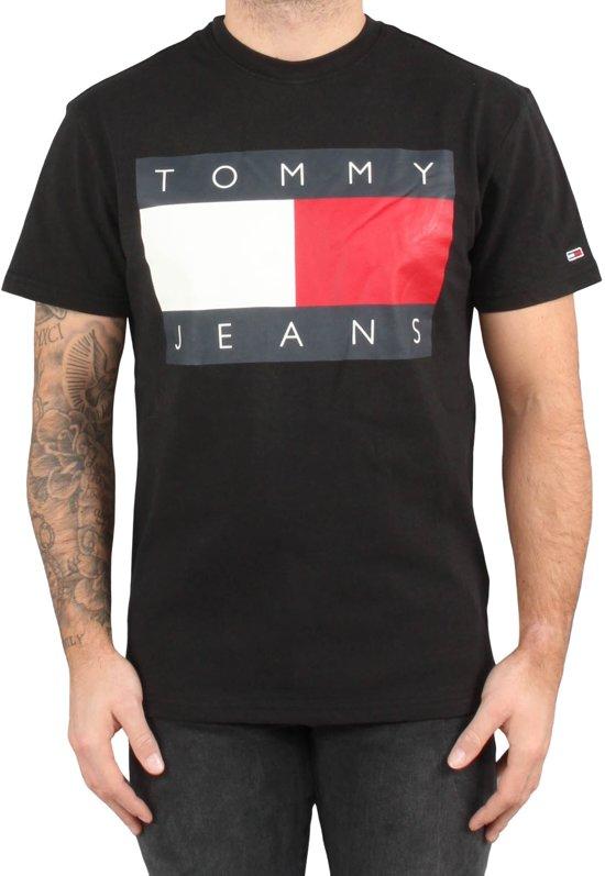 Tommy Hilfiger TJM Tommy Flag Tee