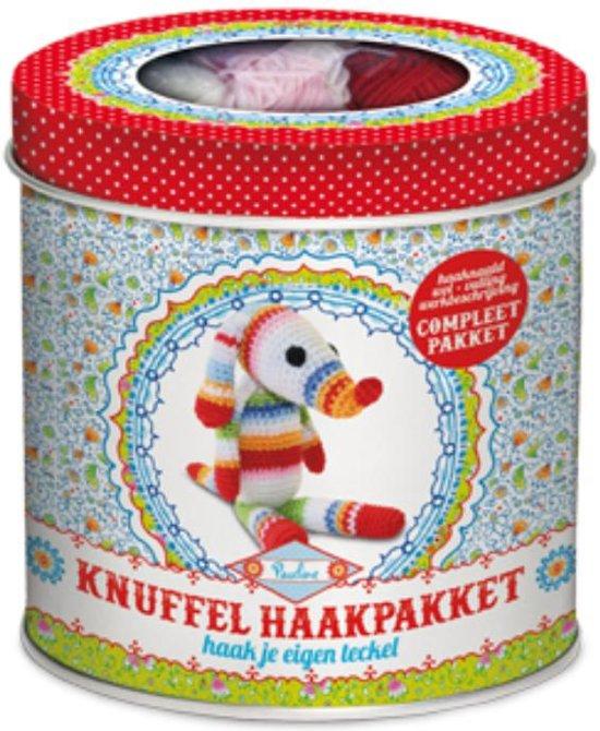 Bolcom Pauline Oud Knuffel Haakpakket Teckel Haken 15 X