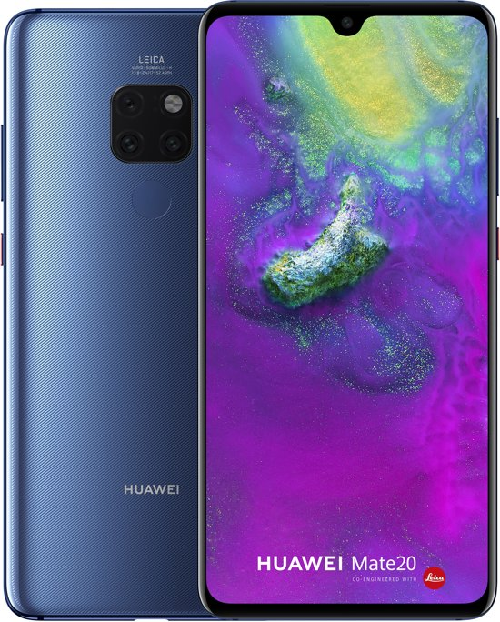 Huawei Mate 20 - 128GB - Blauw