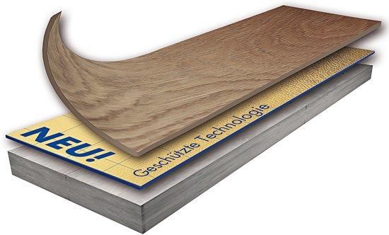 Bol.com ondervloer selit bloc 10 db lvt voor pvc vinyl vloeren